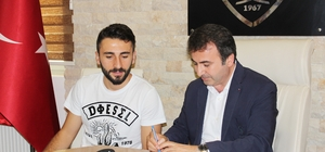Yusuf Abdioğlu Hatayspor'da Hatayspor, MKE Ankaragücü'nden Yusuf Abdioğlu'nu transfer etti