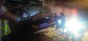Aydın'da trafik kazası: 2 ölü