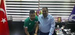 Salihli Belediyespor'da 4 transfer birden