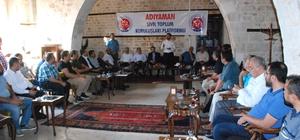Sivil Toplum Kuruluşları Platformu siyasetçileri ağırladı