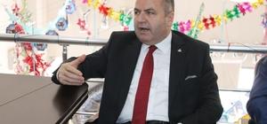 """ANAP Genel Başkanı İbrahim Çelebi 'Millet İttifakı'nı eleştirdi: """"Türkiye yıkılsın, Tayyip Erdoğan gitsin de ülke ne olursa olsun derdindeler"""" """"Tansu hanımın mesajı tam da bizim Cumhur İttifakı'nı desteklediğimizin özetidir"""" """"Millet İttifakı HDP destekli"""""""