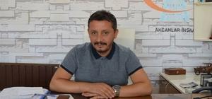 """Akcan: """"24 Haziran yeni Türkiye'nin başlangıcı olacak"""""""