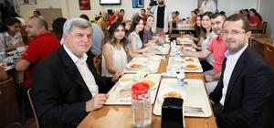 Başkan Karaosmanoğlu, ''Türkiye, halkının üretimiyle gelişecek''