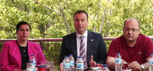 """""""Ergene Nehri 2023 yılına kadar pırıl pırıl akacak"""""""