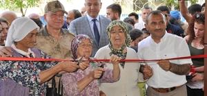 """Tunceli'de """"Kadın Yaşam Merkezi"""" açıldı"""