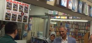 Başkan Dişli, seçim turunda