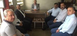 AK Parti'den KGD'ye ziyaret