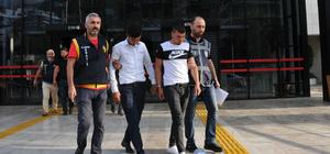Antalya'da zorla alıkoyma iddiası