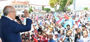 Kafaoğlu : Bandırma'yı yeniden şahlandıracağız Köprülü Kavşakların temeli atılıyor Bandırma'da yatırım rüzgarı başlıyor