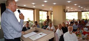 İzmir'deki Mardinlilerden Cumhur İttifakına destek