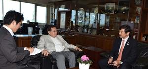 """""""Trabzon'daki projelerin tanıtılması için elimden geleni yapacağım"""""""