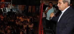 Haliliye Belediye Başkanı Demirkol: 'Cumhurbaşkanımızı ezici çoğunlukla başkan yapacağız'
