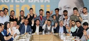 Akşener, Kocaeli mitinginde şok yaşadı 40 partilisi istifa edip AK Parti'ye geçti İYİ Partili 200 genç daha AK Parti'ye geçecek