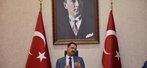 Kırıkkale'de 718 sandıkta vatandaşlar oy kullancak