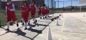 Özalp ilçesinde 'Gençler Sporla Hayat Bulsun' projesi
