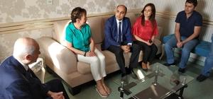 MHP Lideri Bahçeli, kazada yaralanan İYİ Parti İl Başkanı'nı ziyaret etti