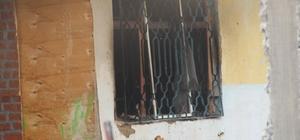 Kardeşine kızdı evi yaktı Sivas'ta aralarında maddi anlaşmazlık çıkan iki kardeşten biri evi ateşe verdi