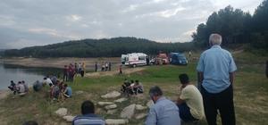 Aslantaş Barajı'nda kaybolan kişi aranıyor