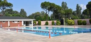 Nazilli Belediyesi yüzme kursları başladı