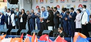 """Yeni'den miting teşekkürü AK Parti Adana İl Baykanı Fikret Yeni: """"Meydanın coşkusu 24 Haziran'ın habercisiydi"""""""