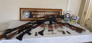 Iğdır'da PKK/KCK operasyonu
