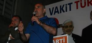 """Başkan Kara'dan 24 Haziran değerlendirmesi Kilis Belediye Başkanı Hasan Kara: """"Kilis Kararını Vermiş"""""""