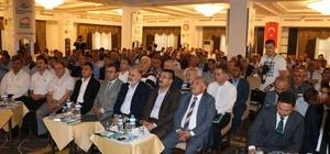 Muhtarlara 'İmar Barışı' bilgilendirme toplantısı yapıldı