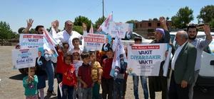 """Atik, """"Diyarbakır'a yatırımlar devam edecek"""""""