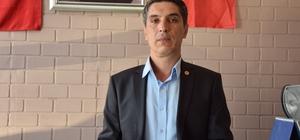 Lapseki Saadet Partisi İlçe Başkanlığına Ayhan Söndür  atandı