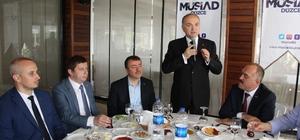 """Bilim Sanayi ve Teknoloji Bakanı Dr. Faruk Özlü; """"Türkiye'de bir kesim var kendine ait fikirleri yok"""""""