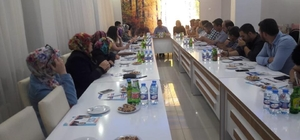 Bayırköy Belediyesi aylık olağan meclis toplantısı yapıldı