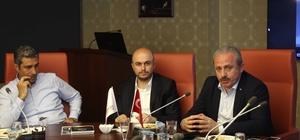 """Şentop: """"Tarihin ve geleceğin en önemli seçimi"""" TBMM Anayasa Komisyonu Başkanı Mustafa Şentop: """"24 Haziran seçimlerinden sonra, yasal düzlemde değişiklikleri meclis yapacaktır"""""""