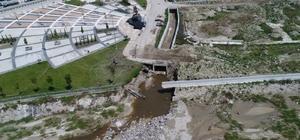 MASKİ'den sel felaketinin yaşandığı Selendi'de teknik inceleme