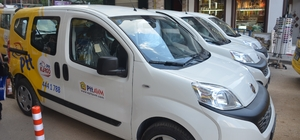 Bilecik PTT araç filosuna 10 yeni araç eklendi