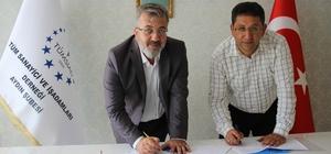Aydın'da iş fikri olup sermayesi olmayanlara müjde TÜMSİAD girişimcilik kursu için İŞKUR ile protokol imzaladı