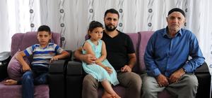 Sur'daki terör mağdurları yeni evlerine kavuştu