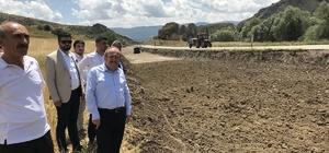 """AK Parti İl Başkanı Karadağ'dan yollarda inceleme AK Parti Çorum İl Başkanı Mehmet Karadağ; """"Çorum'da ulaşıma 2,9 milyar yatırım yapıldı"""""""