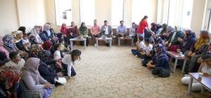 Fadıloğlu yetimler ve aileleriyle buluştu Katar'dan yetimlere yardım eli