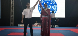 Zeynep Cankurt, Kick Boks'ta dünya ikincisi oldu