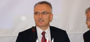 """Maliye Bakanı Ağbal: """"2000'lerin başında Türk parasıyla dalga geçerlerdi"""""""