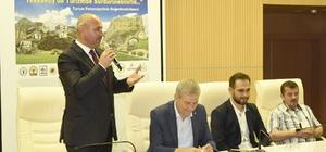 """Togar: """"Tekkeköy bir kez daha tarih yazacak"""" Sağlık Bakanı Tekkeköy Belediyesini ziyaret etti"""