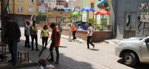 Bağlar Belediyesi temizlik kampanyası başlattı