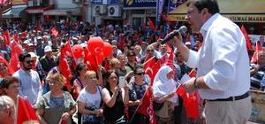 """""""Türkiye için hak, hukuk ve adalet zamanı geldi"""""""