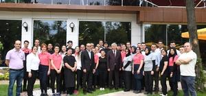 Isparta Belediyesi, Atatürk Parkını kendi işletilecek