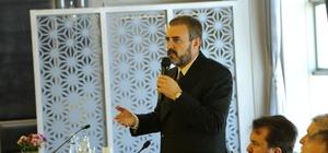 Mahir Ünal, Kahramanmaraş'ta ziyaretlerde bulundu