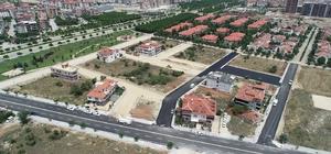 Merkezefendi Belediyesi'nden Selçukbey'e 4 milyonluk yatırım