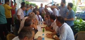 AK Parti, Nebioğlu çıkartması yaptı