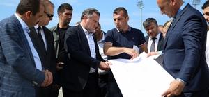 """""""Türkiye'de spor tesisi seferberliği var"""""""