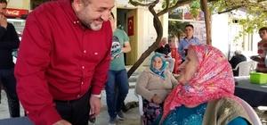 """Milletvekili Murat Demir, Doğanyurt ve Cide'de seçim çalışmalarını sürdürdü AK Parti Kastamonu Milletvekili ve 27. Dönem Milletvekili Adayı Murat Demir: """"Ulusal yayın yapan bir gazetede, bugünkü CHP Kastamonu Milletvekili 1. Sıra Adayı Hasan Baltacı'nın kesinlikle ve kesinlikle CHP'li olmadığı, HDP'li olduğu yazıyor"""""""