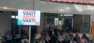 AK Parti'den 19 Haziran'da, 19 mahallede, 19 ekip ile çıkarma